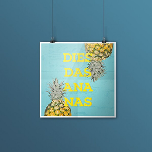 Thumbnail for Low-Poly Ananas